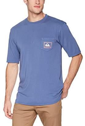 Quiksilver Men's Originals Check Point Tee Shirt