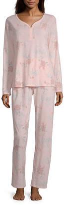 Adonna Henley Pant Pajama Set