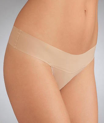 Hanky Panky Bare Eve Natural Rise Thong Panty - Women's