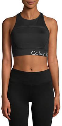 Calvin Klein Cross Back Fitness Bra