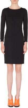 Akris Punto Scallop Detail Dress