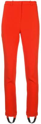 Roberto Cavalli cropped skinny trousers