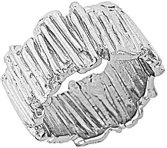 Sterling Forever Women's Sterling Silver Thick Chunky Ring