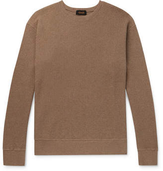 Chimala Waffle-Knit Cotton T-Shirt
