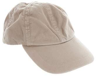 Brunello Cucinelli Twill Baseball Cap w/ Tags