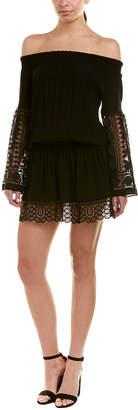 Ramy Brook Lowri Drop-Waist Dress