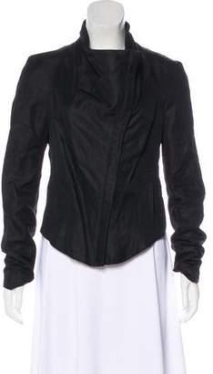 Helmut Lang Zip-Up Casual Jacket