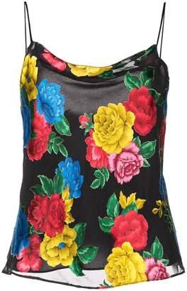 Alice + Olivia Alice+Olivia floral print vest top