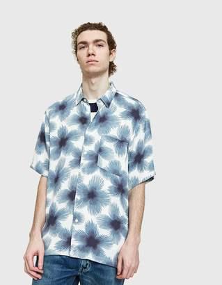 Levi's Safari Shirt in Goldfinch Pristine