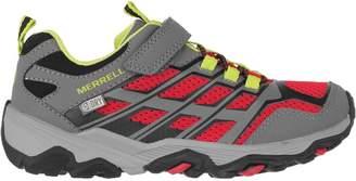 Merrell Moab FST Low A/C Waterproof Hiking Shoe - Toddler Boys'