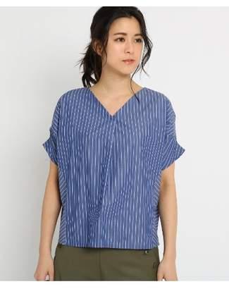 Dessin (デッサン) - Ladies [洗える]クリオネシルエットシャツ