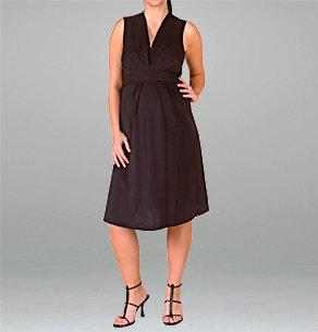 Crossfront Dress