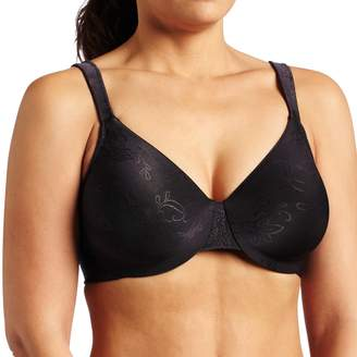 Lilyette by Bali Women's Dream Back Smoothing Jacquard Minimizer