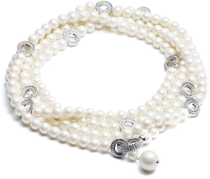 Convertible Double Strand Necklace, 60