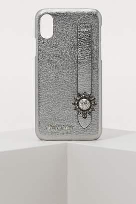 Miu Miu iPhone X case