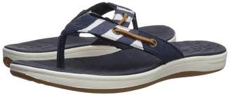 Sperry Seabrook Surf Breton Stripe Women's Shoes