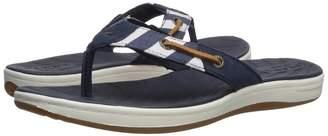 Sperry Seabrook Surf Breton Stripe Women's Shoes