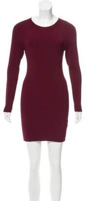 A.L.C. Ribbed Mini Dress