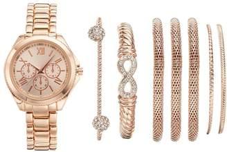 Kohl's Women's Watch & Bracelet Set