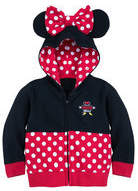 I Am Minnie Mouse Zip-Up Hoodie for Baby