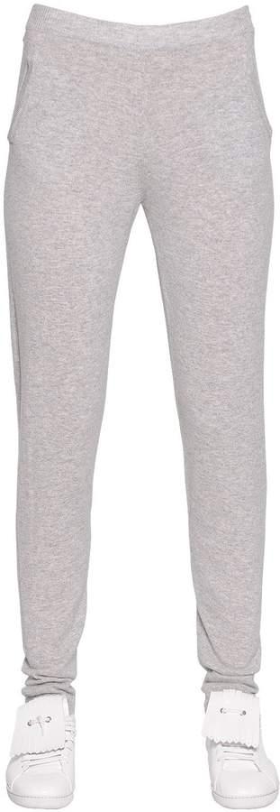 Callens Cashmere Knit Pants