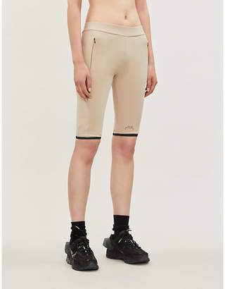 A-Cold-Wall* High-rise stretch-jersey cycling shorts