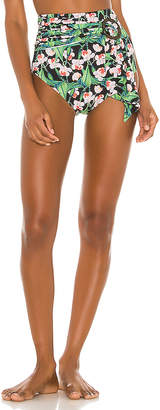 PatBO Belted Bikini Bottom