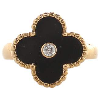 Van Cleef & Arpels Alhambra Gold Yellow gold Ring