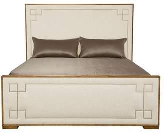 Bernhardt Soho Luxe Upholstered Sleigh Bed
