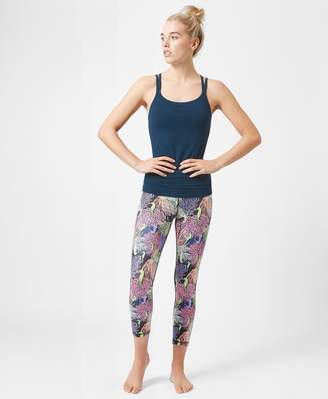 Sweaty Betty Namaska Bamboo Padded Yoga Tank