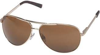 Onfire Mens Aviator Sunglasses Gold