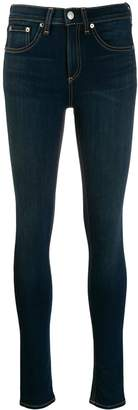 Rag & Bone high waisted skinny jeans