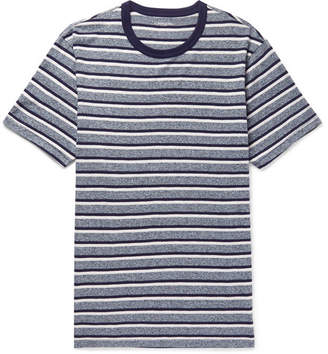 J.Crew Striped Cotton-Jersey T-Shirt