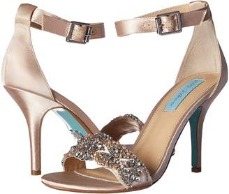 Betsey Johnson Blue by Gina Women's 1-2 inch heel Shoes