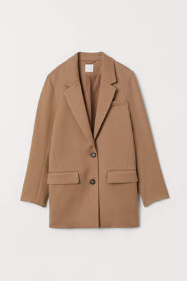H&M Oversized Jacket - Beige