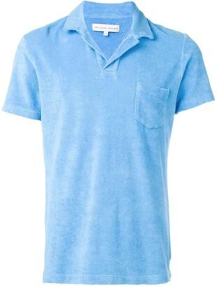 Orlebar Brown front pocket polo shirt