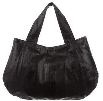 Beirn Snakeskin Shoulder Bag