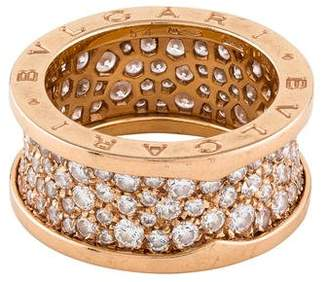 Bvlgari B.Zero1 Diamond Band