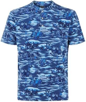 Polo Ralph Lauren Hawaii Print T-Shirt