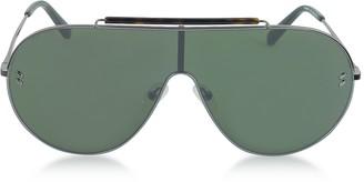 Stella McCartney SC0056S Metal Aviator Women's Sunglasses