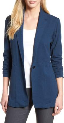 Nic+Zoe The Perfect Seamed Knit Jacket