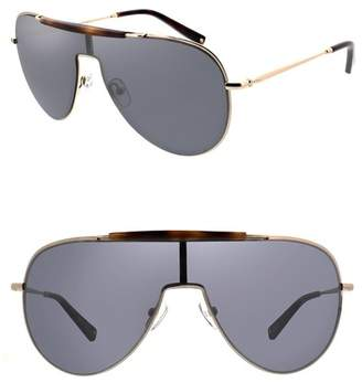 KENDALL + KYLIE Kendall & Kylie Women's Layla Shielded Aviator Sunglasses