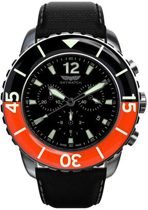 Skywatch 46Mm Chronograph Watch