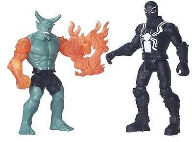 Marvel Ultimate Spider-Man Vs. The Sinister Six: Agent Venom Vs. Green Goblin