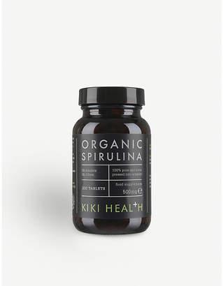 KIKI HEALTH Organic premium spirulina tablets 500mg
