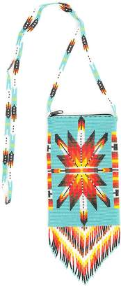 Jessie Western Small Beaded Bag
