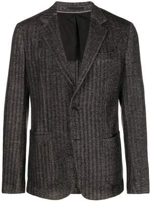 Ermenegildo Zegna striped print jacket