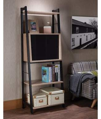Brayden Studio Upshaw Leaning Ladder Bookcase Brayden Studio