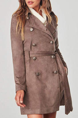 BB Dakota Baldwin Trench Coat