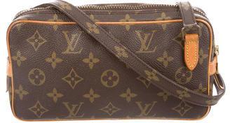 Louis VuittonLouis Vuitton Monogram Marly Bandoulière